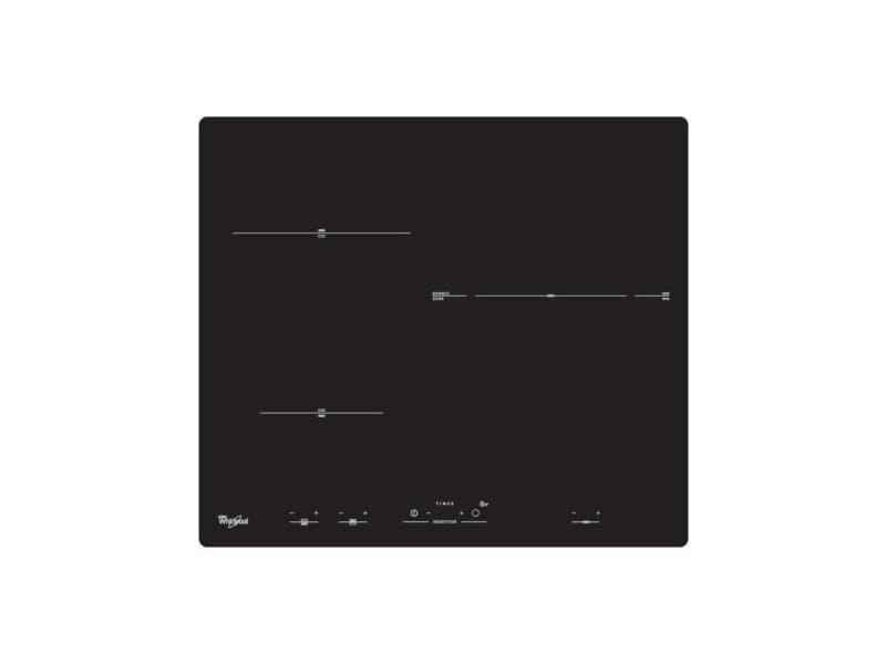Whirlpool acm 818/ne plaque noir intégré (placement) plaque avec zone à induction 3 zone(s) WHI8003437832420