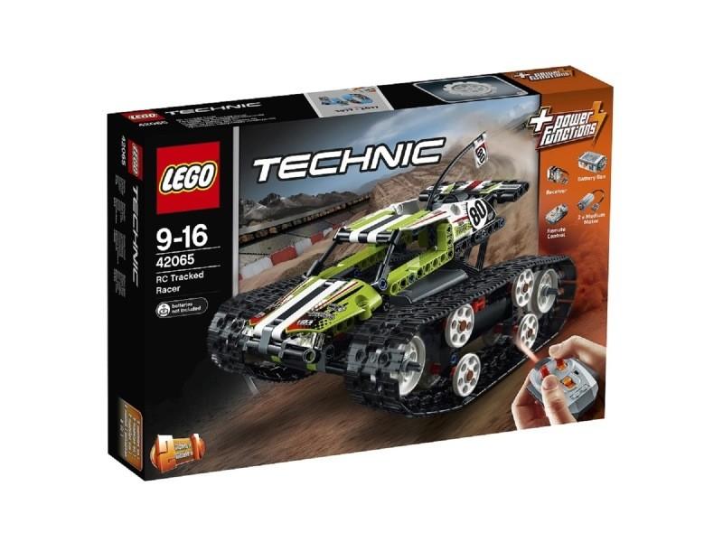 42065 le bolide sur chenilles t l command lego r - Jeux de construction lego technic ...