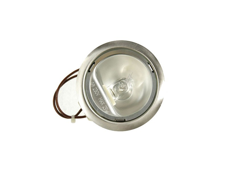 Lampe halogene inox 230v -25w pour hotte hotpoint - c00298223