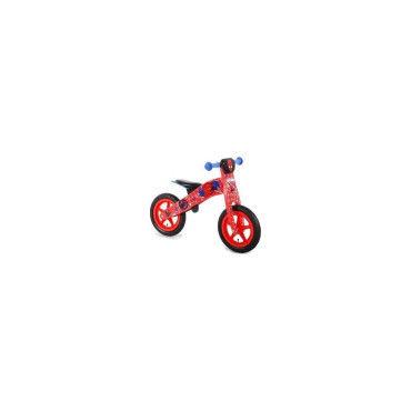 Vélo en bois sans pédales spiderman 2017