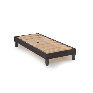 sommier a lattes apparentes kit 15 cm vente de olympe literie conforama. Black Bedroom Furniture Sets. Home Design Ideas