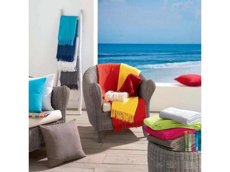 paris prix jet de canap franges lana 180x220cm gris anthracite vente de paris prix. Black Bedroom Furniture Sets. Home Design Ideas