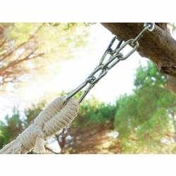 Chaines de fixation pour hamac