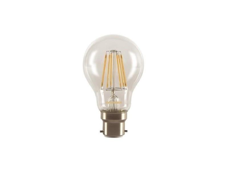 Sylvania ampoule led toledo retro a filament b22 7w équivalence 60w