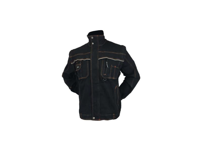 Veste coverguard bound jeans - noir - taille xl 8BOVJ-XL