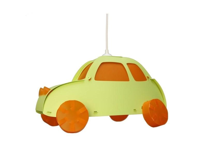 Voiture Vente De Suspension Enfant Orange R Et Pomme Vert Lampe mYfvyb76gI