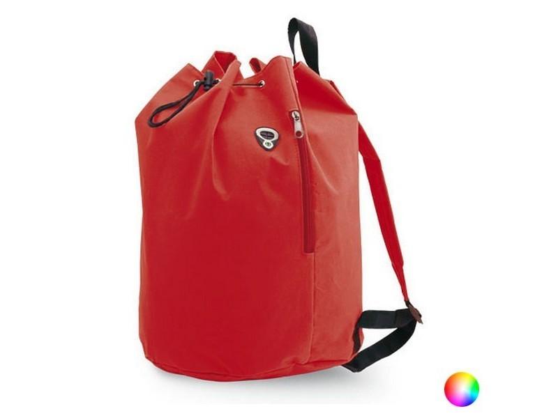 Sac à cordon et sortie pour écouteurs - sac de voyage et transport couleur - rouge