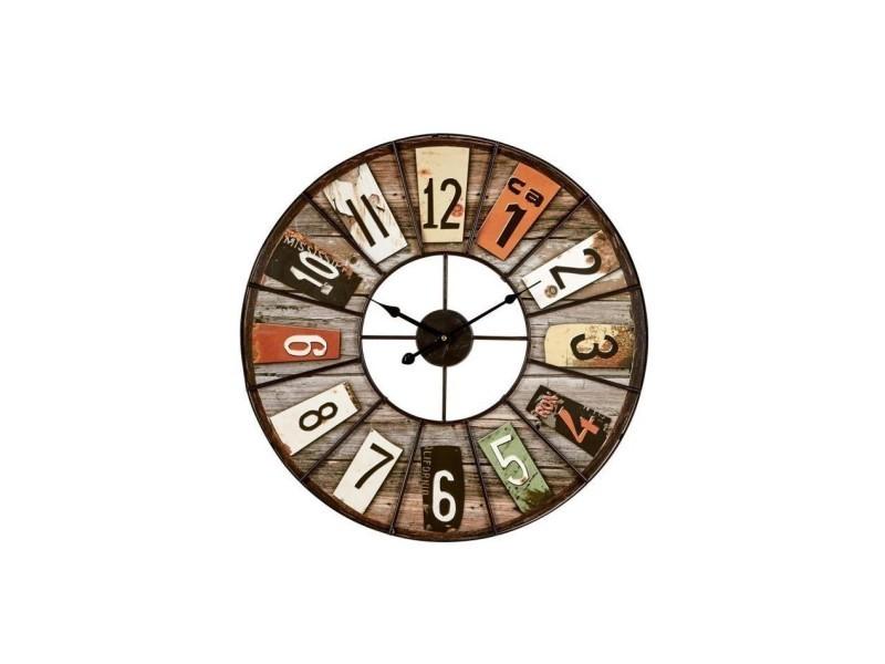 Imagine color loft horloge - 60 cm BRI3279390345511