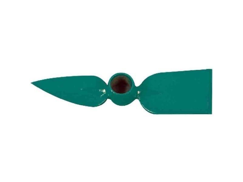 Cap vert - serfouette forgée panne et langue 26 cm sans manche BD-325973