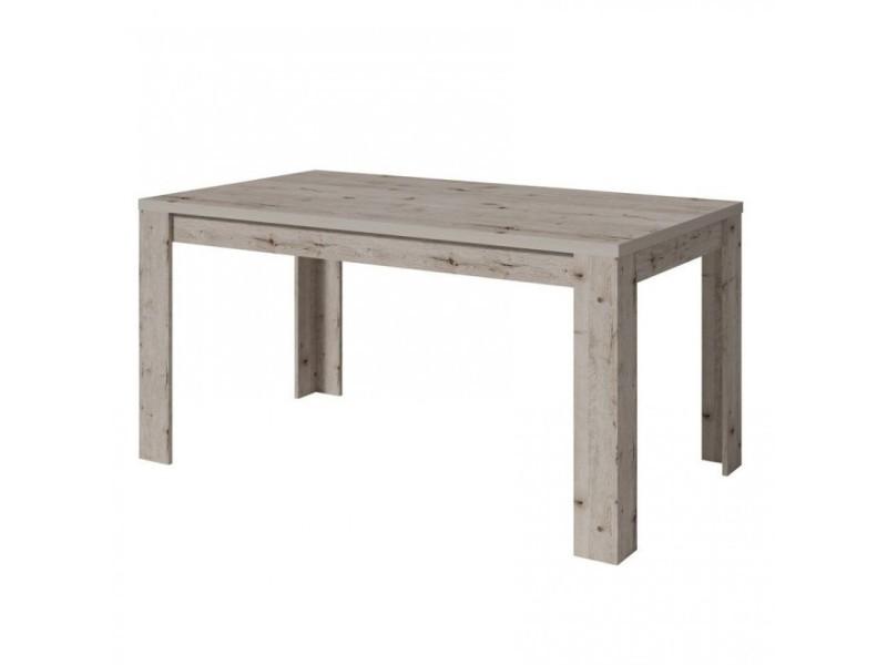 Table salle manger 160 cm lyon/pozenane