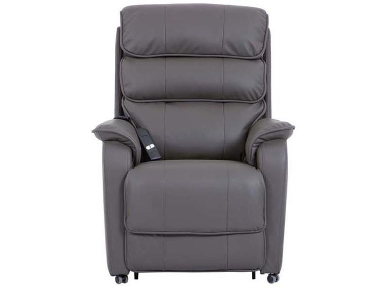 pacha fauteuil releveur air pu taupe n 6 vente de fauteuil relaxation et releveur conforama. Black Bedroom Furniture Sets. Home Design Ideas