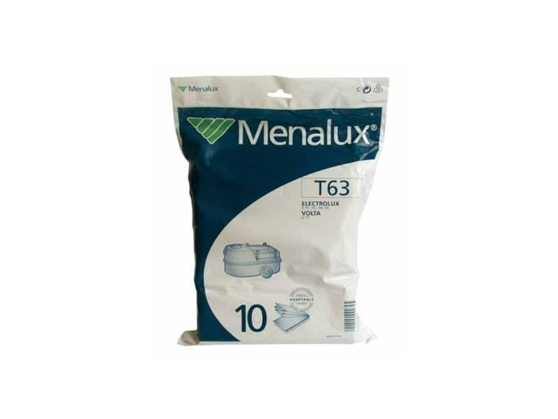 T63 sacs aspirateur (x10) pour electrolux