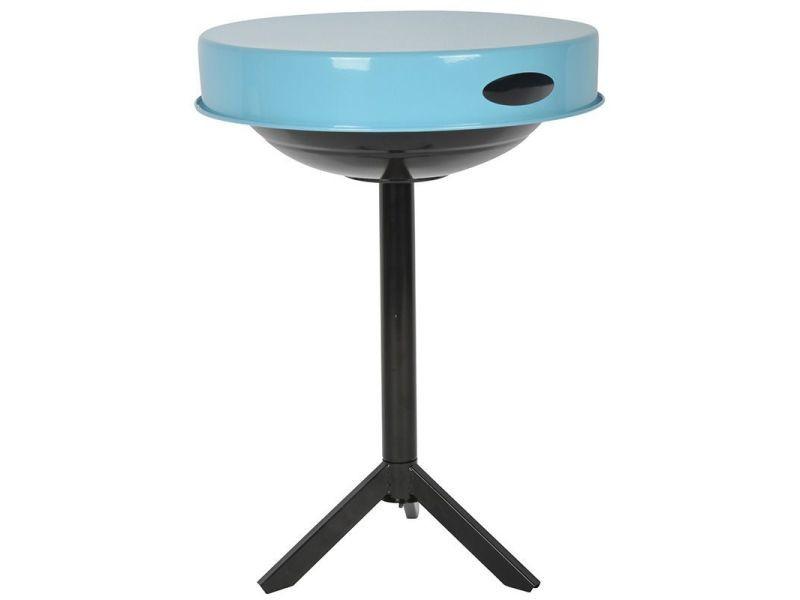 Table barbecue avec plateau amovible