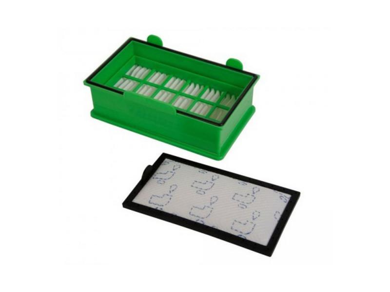 2 filtres pour aspirateur ergo force cyclonic - zr902601 zr902601