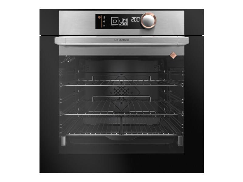 Four intégrable multifonction 73l 60cm a+ pyrolyse noir/inox - dop7350x dop7350x