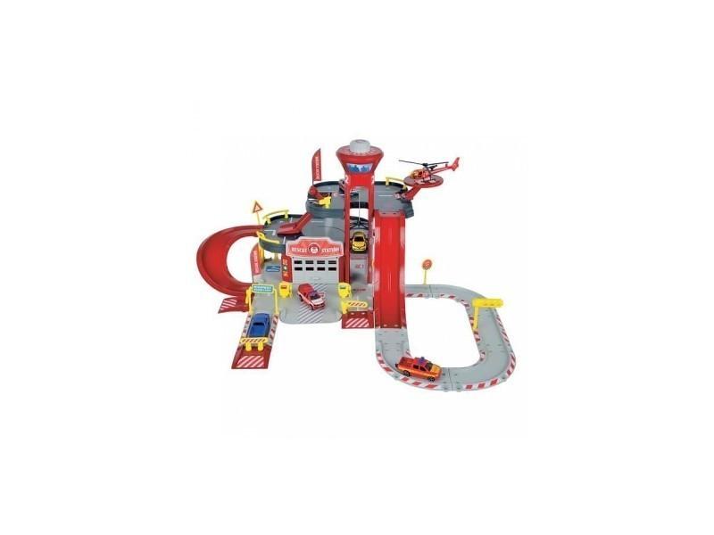Majorette 212050015 Creatix 2 De Rescue Et Vente Vehicules Station Nnwm08