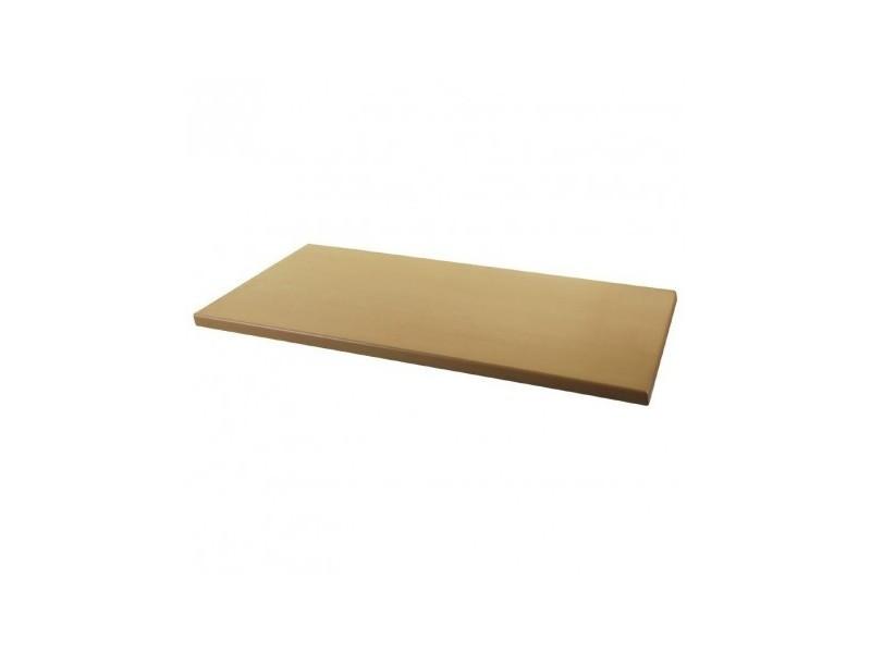 Plateau de table rectangulaire chêne 1100 mm werzalit