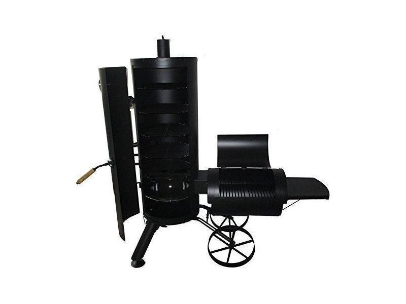Fumoir barbecue grill fumeur grill à charbon leptobos 2