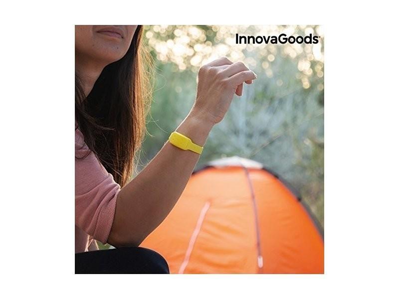 Bracelet anti moustiques citron
