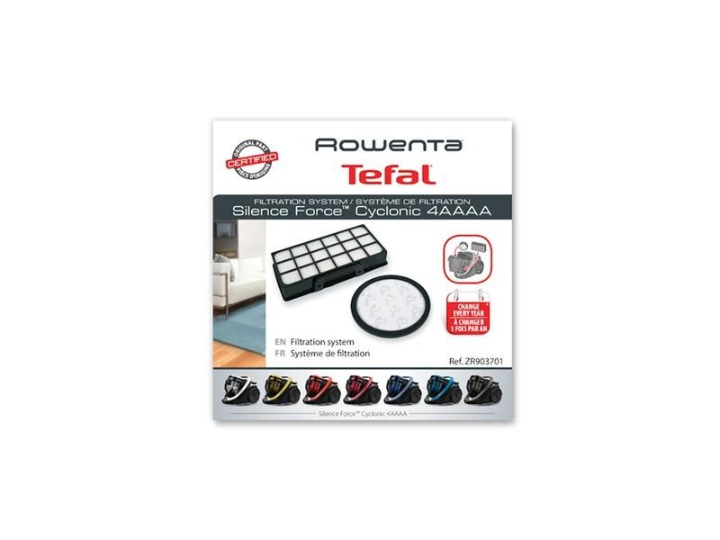 Kit filtration silence force pour petit electromenager rowenta - zr903701
