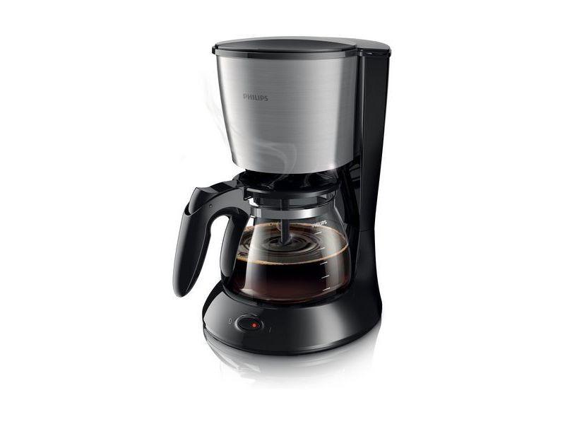 Cafetières chic cafétière électrique philips hd7462/20 (15 tazas) (15 tasses) noire
