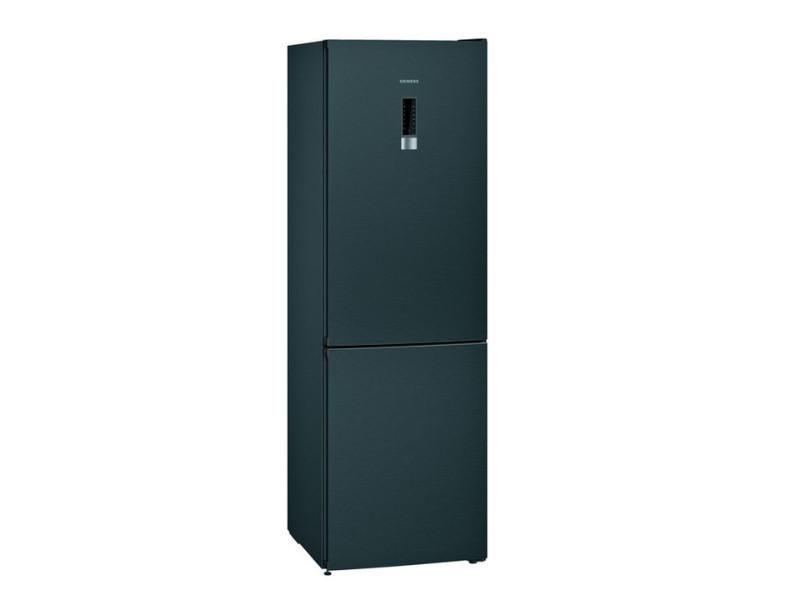 Réfrigérateur combiné 60cm 324l a+++ nofrost noir - kg36nxxdc kg36nxxdc