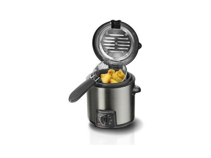 Steba df90 2 en 1 caquelon à fondue et friteuse 700 w DF 90
