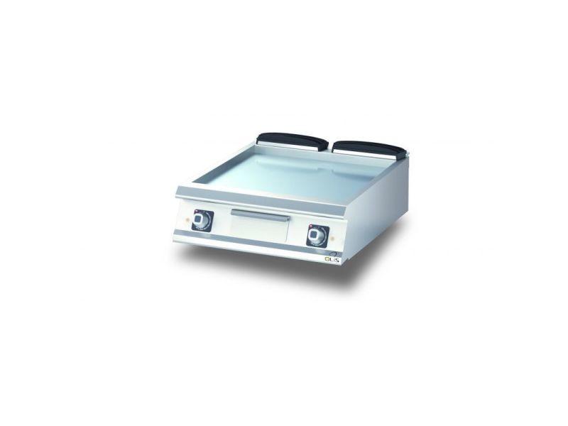 Plancha electrique lisse chromée diamante 90 - 400 à 1200 mm - olis - chromé 800 mm 900
