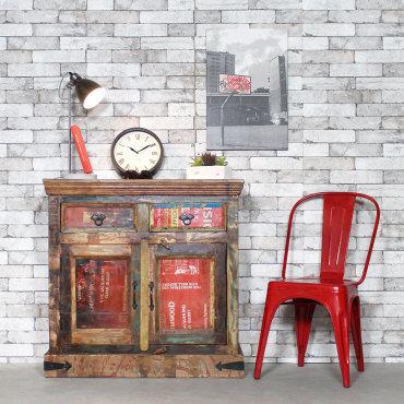 buffet bois exotique 2 portes odr2 vente de buffet bahut vaisselier conforama. Black Bedroom Furniture Sets. Home Design Ideas