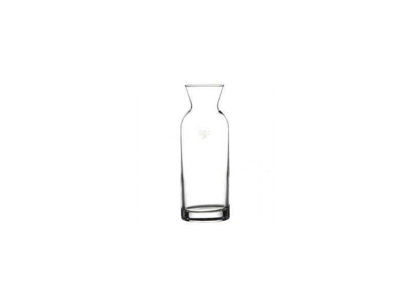 Carafe à vin/eau 0.5 à 1.0 l - lot de 6 - stalgast - 6,4 cm verre 50 cl 1.00 l