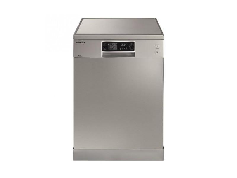 Lave-vaisselle pose libre brandt 13 couverts 60cm a+++, brandfh13534x BRANDFH13534X