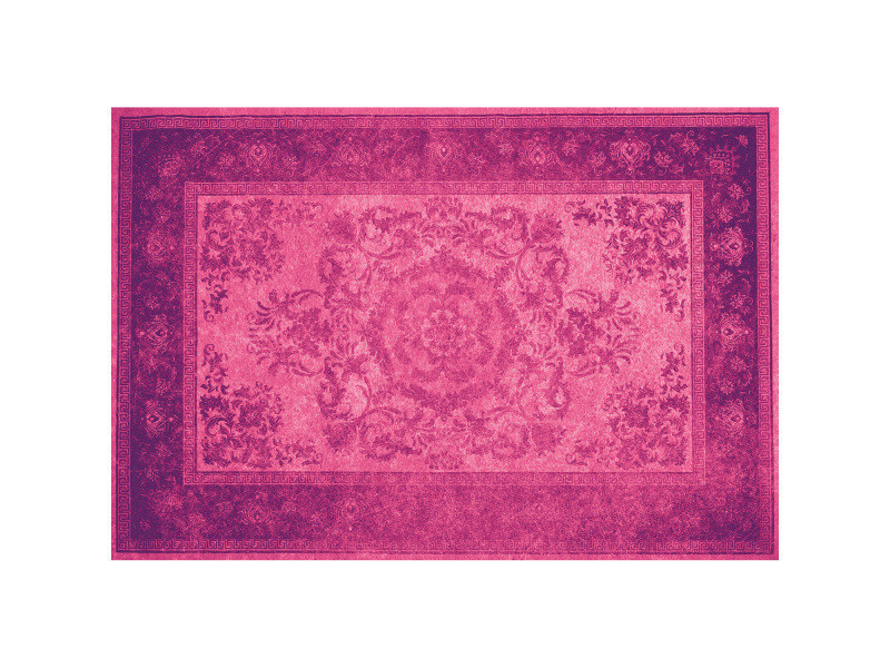 Flooralia- tapis en vinyle - vintage xxl - v-012, 295x195cm, violet ...