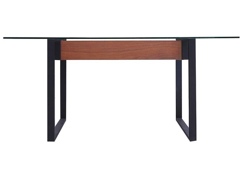 Table à manger bois kalista - frêne - bois clair
