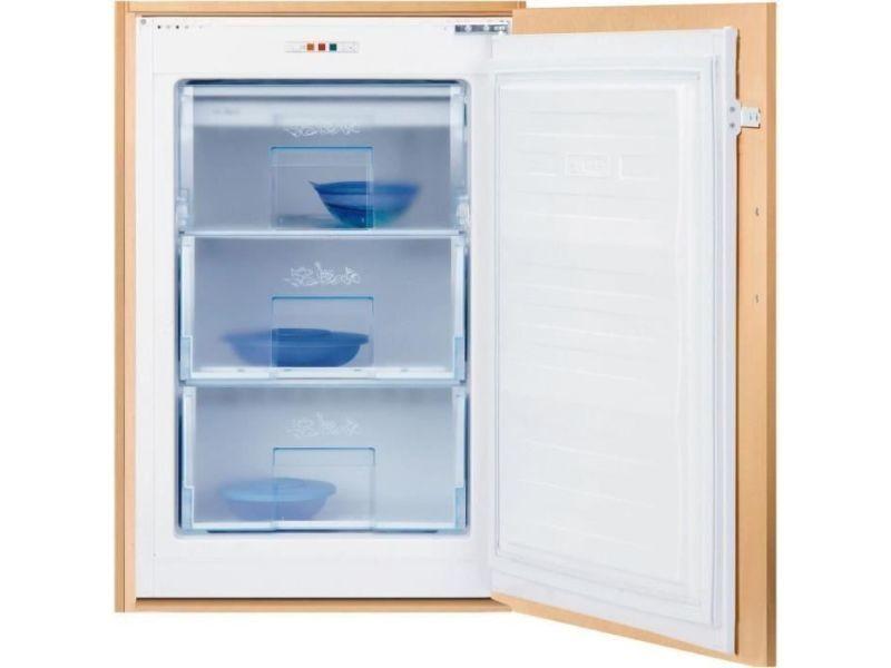 Congélateur armoire 85l froid statique beko 54cm a+, bek8690842324215 BEK8690842324215