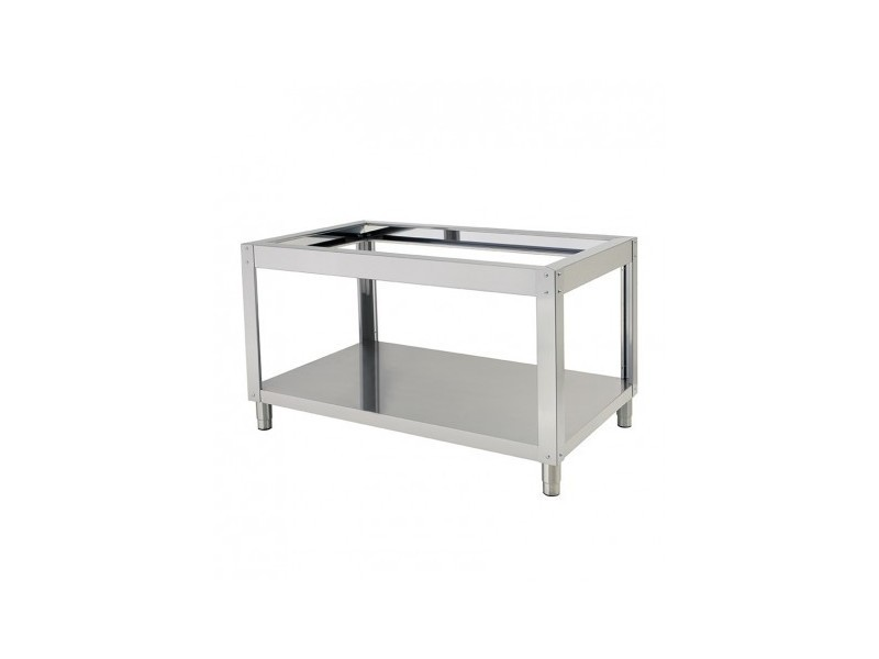 Support acier inox four p09rn12001 - pizzagroup -