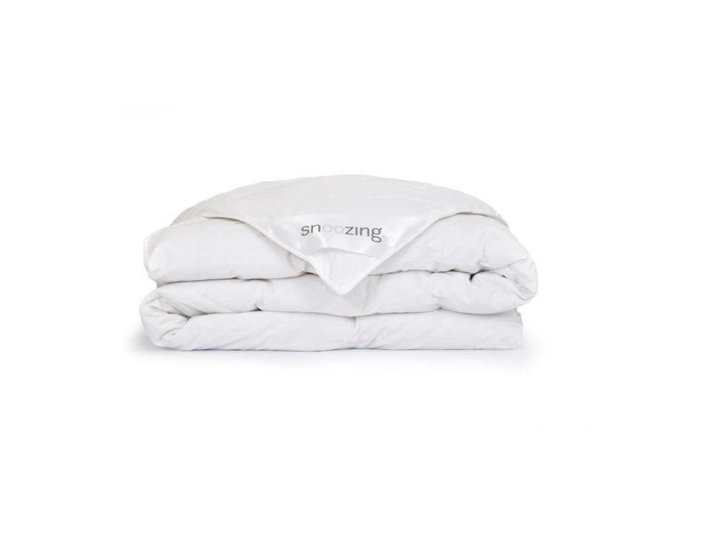 Snoozing mont blanc - couette - 100% duvet d'oie - 200x200 cm SMUL10757503