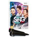 Lets sing 2017 et 1 micro wii