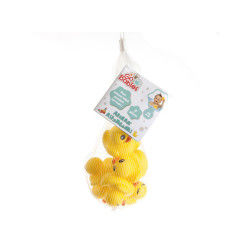 8 jouets de bain - canards aspergeurs