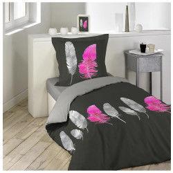 des dizaines de parures de lit 2 personnes pour toutes les envies. Black Bedroom Furniture Sets. Home Design Ideas