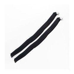 Housse de rangement pour petits cables avec glissière vendus par 2