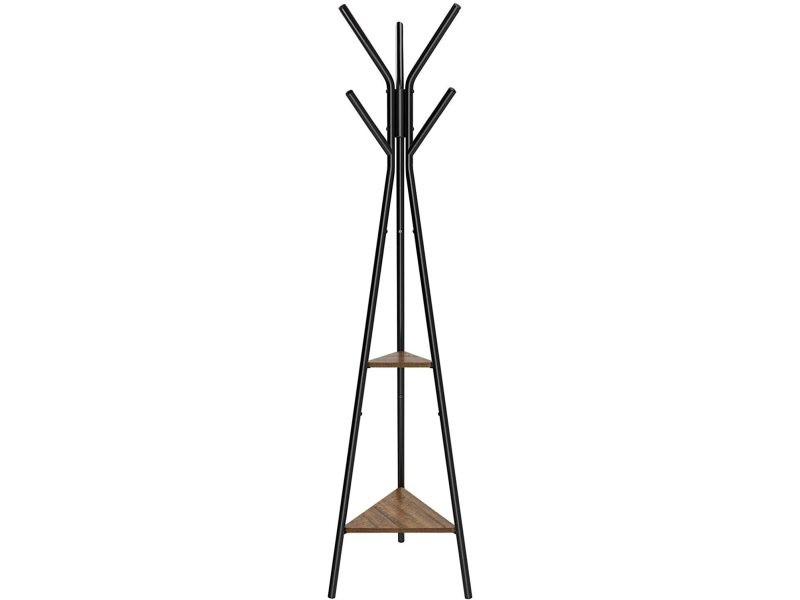 Porte-Manteau cintres en métal, onception du triangle, Style industriel rétro etendoir à linge-Meerveil