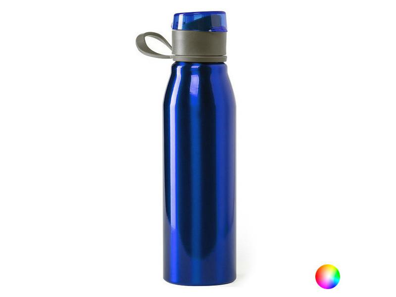 Bouteilles et gourdes inedit couleur argenté gourde de sport 146323 (700 ml)