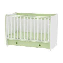 Lit bébé évolutif combiné transformable dream 60x120 vert