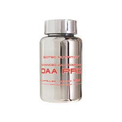 D-test / daa pro 120 gélules scitec