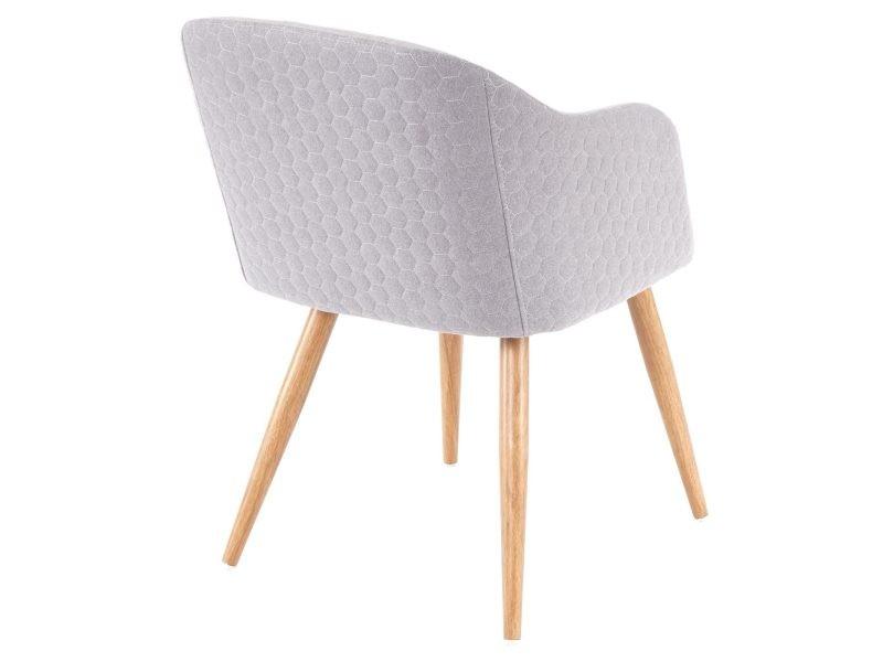 2x Chaise De Sejour Salle A Manger Hwc D71 Fauteuil Design Retro