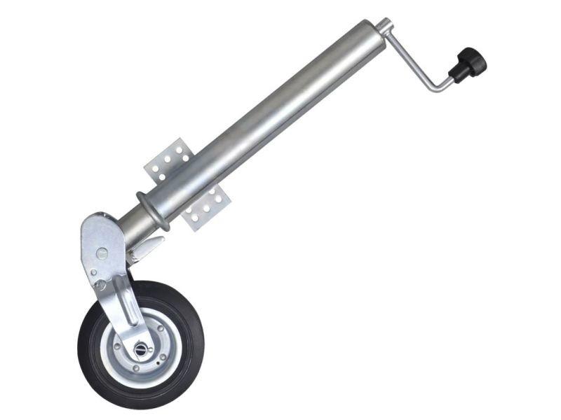 Moderne remorques de voiture edition yaoundé 60 mm roue jockey pliante