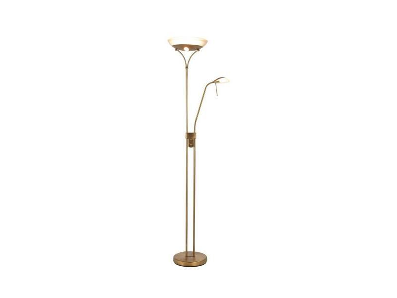 conforama lampe sur pied lampadaire cm ecume coloris beige with conforama lampe sur pied best. Black Bedroom Furniture Sets. Home Design Ideas