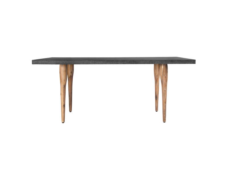 Table rectangulaire katla 160 cm