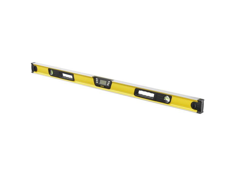 Stanley - niveau digital fatmax 2 fioles longueur 120 cm