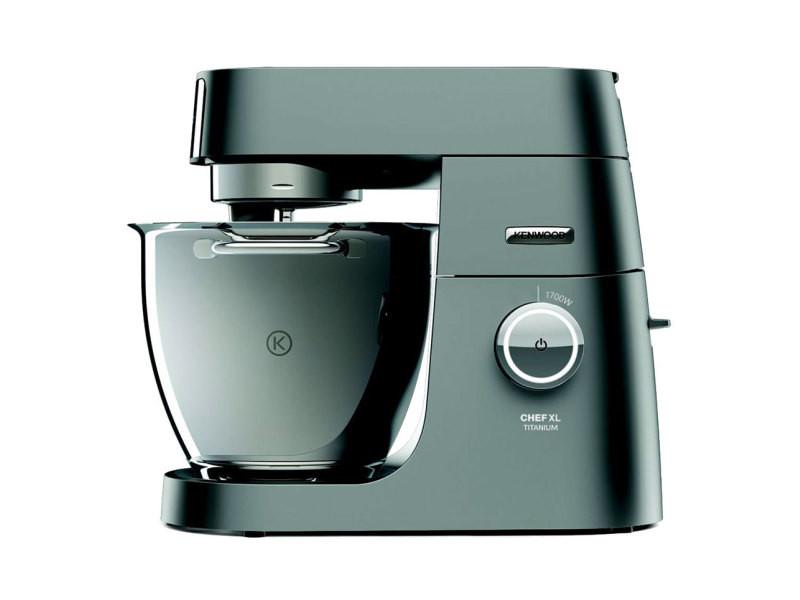 Kenwood robot pâtissier chef xltitanium 1700w 6,7l kvl8305s